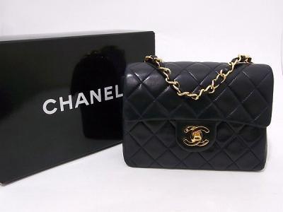 d8ecfff05439 当店の折り込みチラシをご覧になられた目黒区の女性のお客様からシャネル ミニマトラッセショルダーバッグをお買取り させていただきました。ありがとうございます!